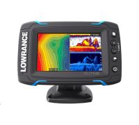 Lowrance Elite-7Ti Mid/High/TotalScan™