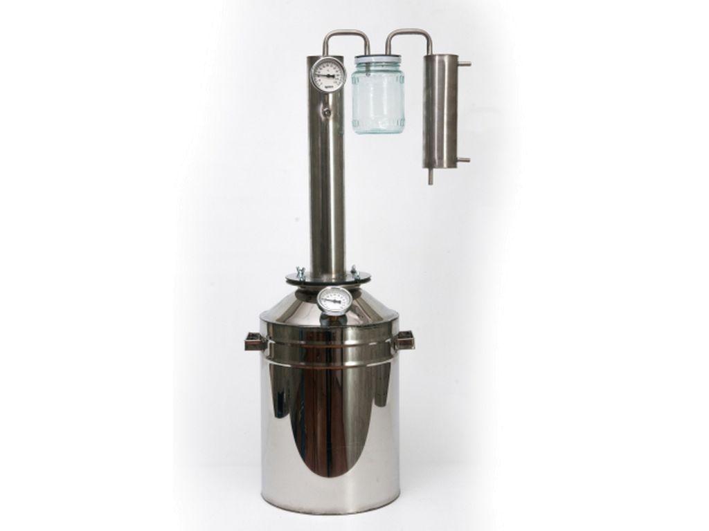 охладитель из канализационной трубы для самогонного аппарата